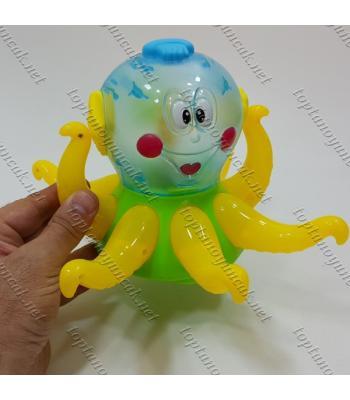 Işıklı oyuncak ahtapot toptan