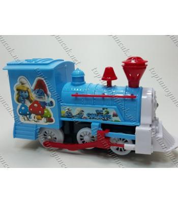 Şirin tiren lokomotif oyuncak toptan