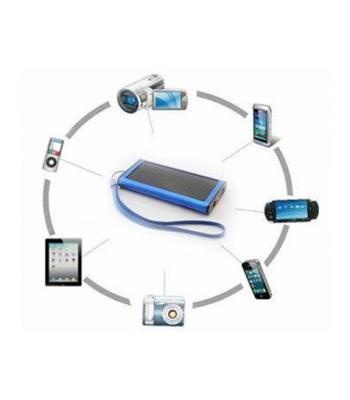 Portatif güneş enerjili solar cep telefonu şarj cihazı P730