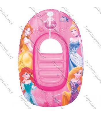 Toptan çocuk havuz şişme bot disney prenses
