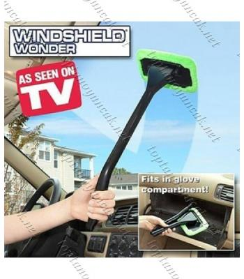 Toptan Araç Camı Silme Seti Windshield Wonder