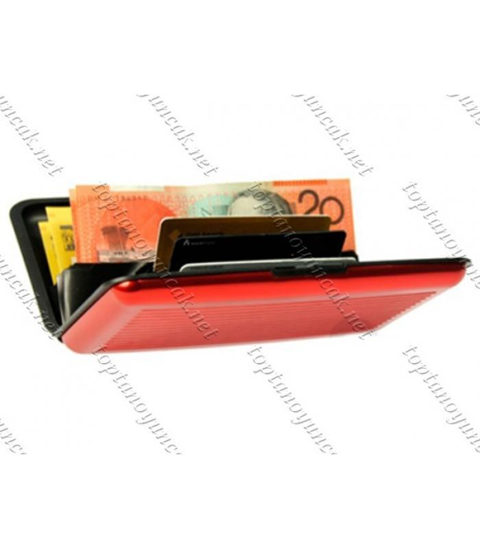 Aluma Wallet Bayan Cüzdan ve Kredi Kartlık