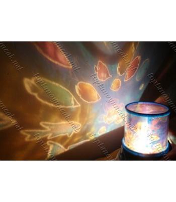 Toptan Star Master Projeksiyonlu Okyanus Desenli Gece Lambası