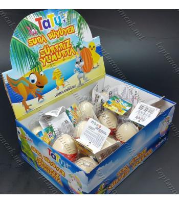 Toptan suda büyüyen oyuncaklı yumurta