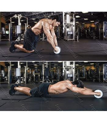 Toptan Spor Egzersiz Tekerleği