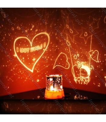 Toptan Star Lover Gece Lambası