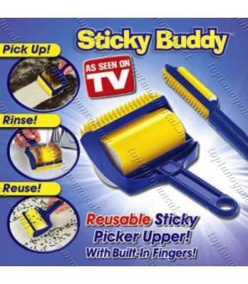 Toptan yapışkanlı temizleme seti sticky buddy