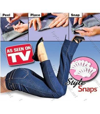 Toptan Style Snaps Paça Düzenleyici