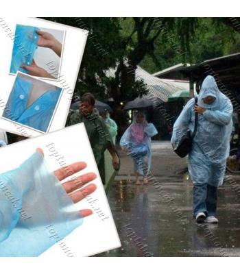 Toptan Tek Kullanımlık Yağmurluk