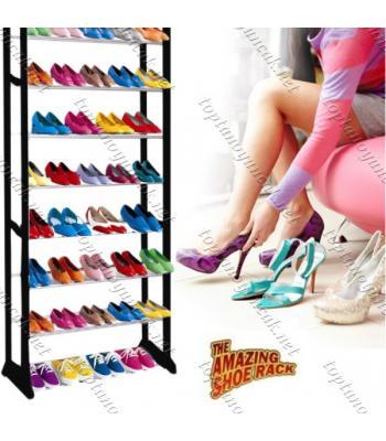 Toptan 10 Katlı Ayakkabılık Amazing Shoe Rack