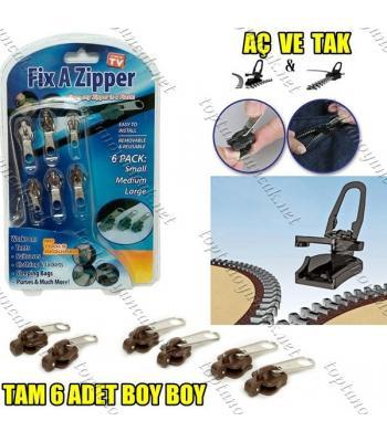 Toptan Fix A Zipper Fermuar Tamir Seti
