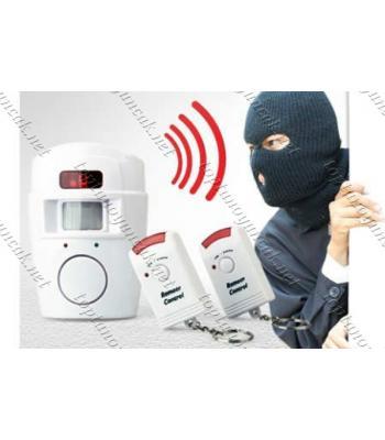 Toptan Hareket Sensörlü Hırsız Alarm Seti