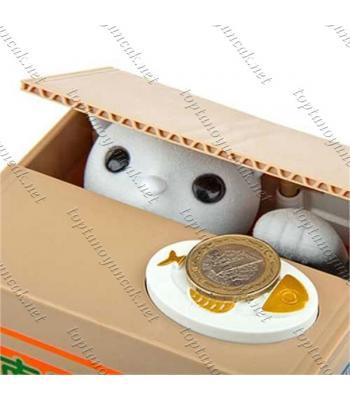 Toptan Cat in Box Kutudaki Kedi Kumbara
