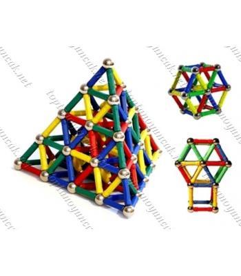 Toptan Manyetik Lego 37 Parça