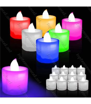 Toptan Tea Light Pilli Mum