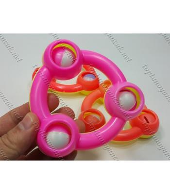 Orta boy bebek çıngırak promosyon oyuncak