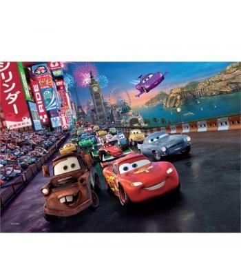 Lisanslı Cars Puzzle 50 parça