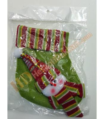 Yılbaşı noel çorapları SM1523