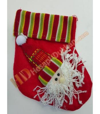 Yılbaşı noel çorapları SM1524