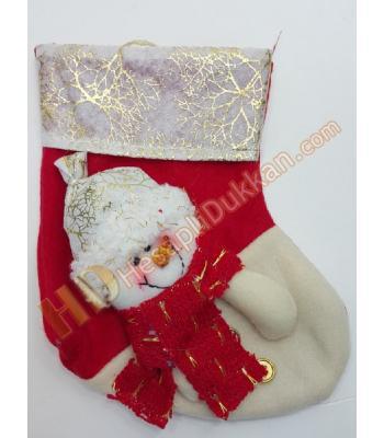 Yılbaşı noel çorapları SM1527