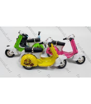 Toptan çek bırak oyuncak motosiklet Nikah şekeri