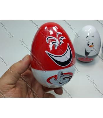 Toptan oyuncaklı yumurta büyük boy