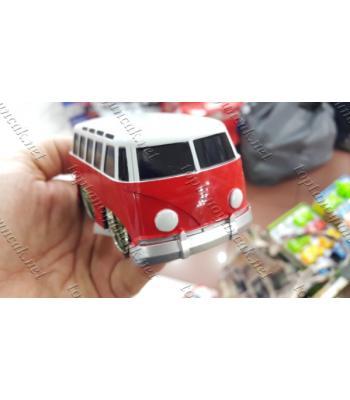 Toptan oyuncak vosvos minibüs it bırak renkli