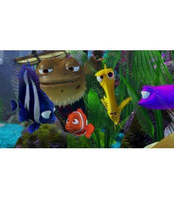 Toptan puzzle yapboz lisanslı 50 parça Nemo
