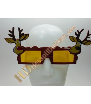 İki geyikli gözlük