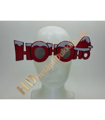 Ho ho ho gözlük
