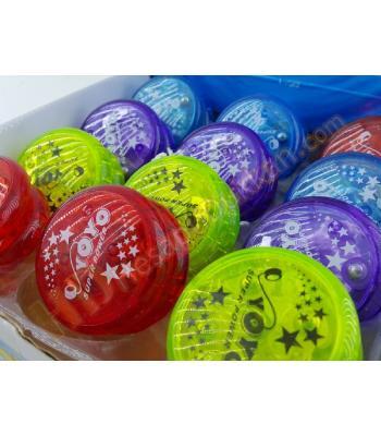 Işıklı yoyo promosyon hediyelik oyuncak