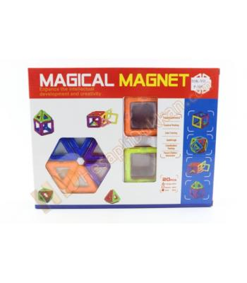 Magical Magnet sihirli magnet puzzle