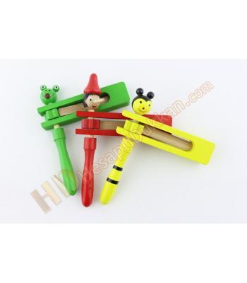 Çevirmeli figürlü cırcır promosyon oyuncak