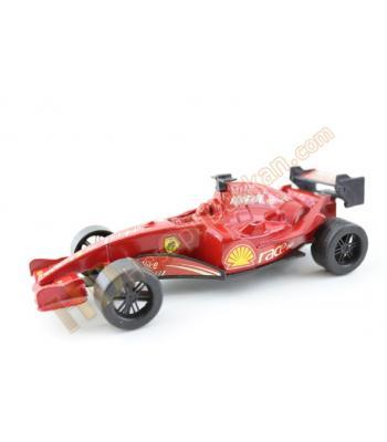 Promosyon oyuncak çek bırak formula araba