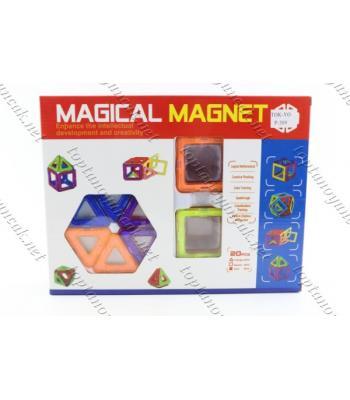 Promosyon oyuncak sihirli manyetik lego