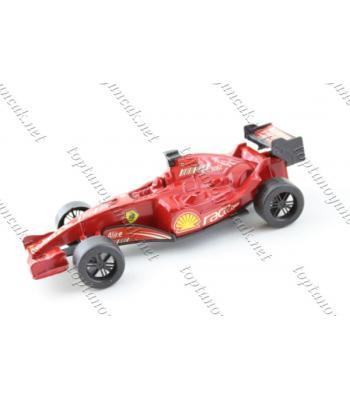 Promosyon oyuncak araba formula yarış çek bırak