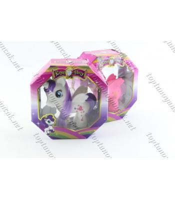 Promosyon oyuncak pony at kutuda