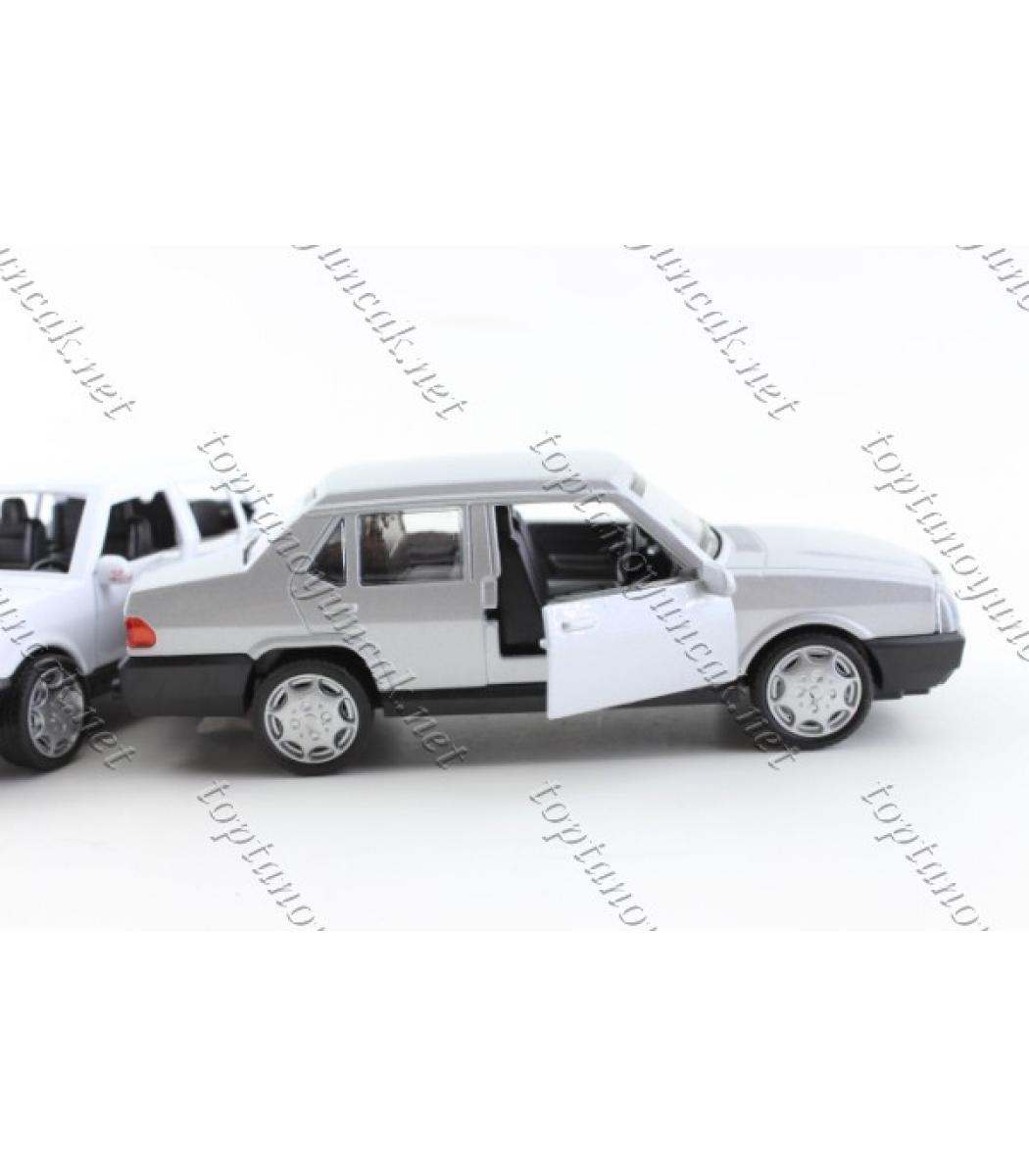 Cek Birak Sahin Dogan Metal Araba Promosyon Oyuncak