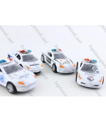 Metal çek bırak polis arabaları oyuncak promosyon