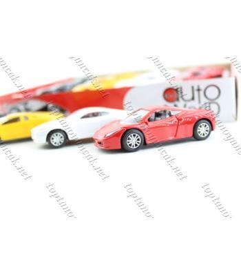 Toptan promosyon oyuncak metal arabalar çek bırak