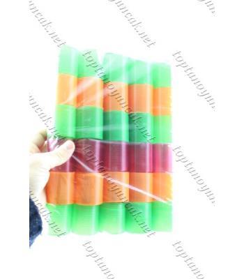 Promosyon oyuncak renkli yaylar orta boy toptan