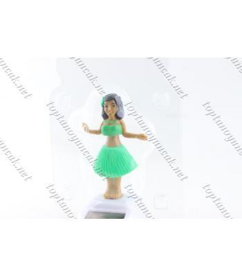 Promosyon solar oyuncak güneş enerjili havaili kız