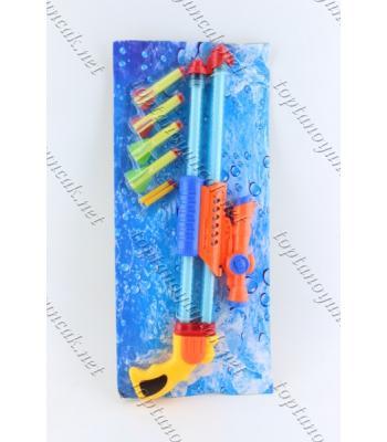 Ok atan havuz pompası oyuncak tüfek