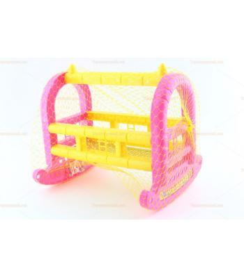 Kız çocuk oyuncak toptan beşik plastik