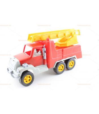 Promosyon oyuncak  itfaiye arabası merdivenli