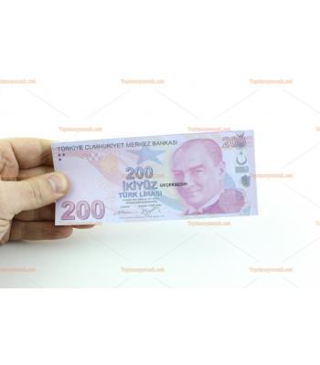 Toptan düğün parası 200 TL 100 lü deste