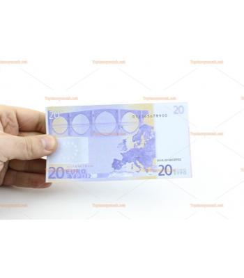 Toptan düğün parası 20 euro 100 lü deste