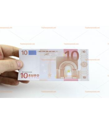 Toptan sahte düğün şaka parası 10 euro 100 lü deste