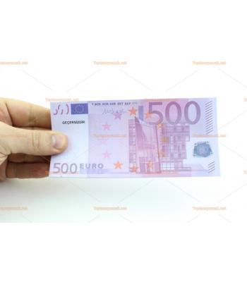 Toptan düğün parası 500 euro 100 lü deste