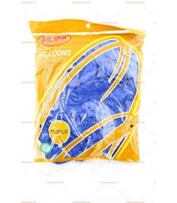 Toptan dış mekan balon Lacivert 100 lü paket